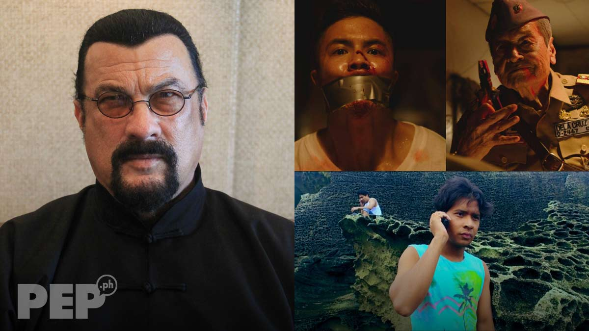 Steven Seagal to grace...