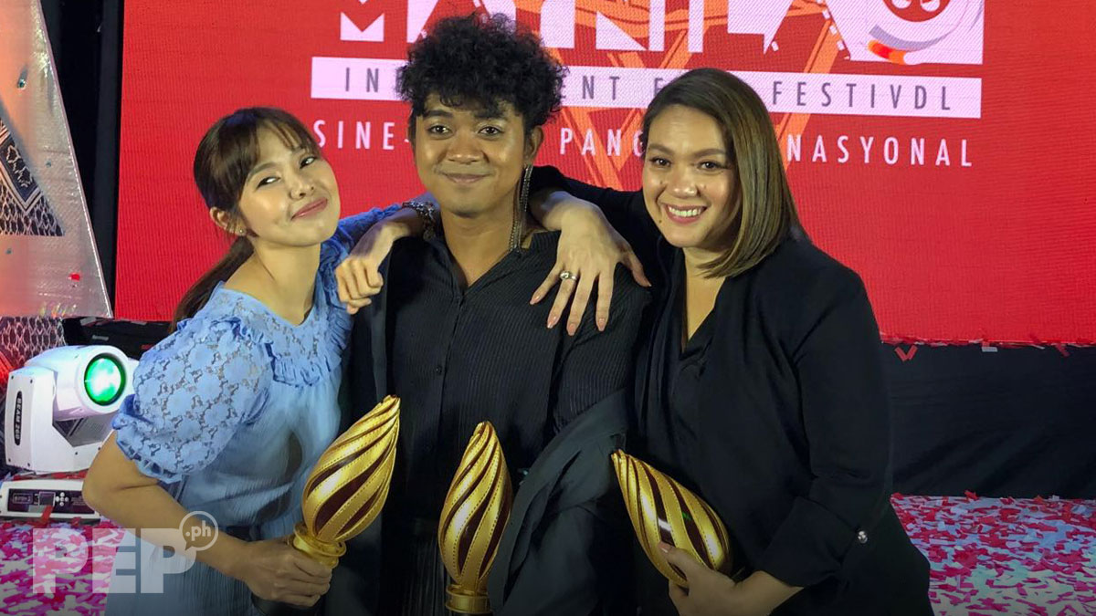 Nar Cabico recalls initial shock upon bagging first Best Actor award