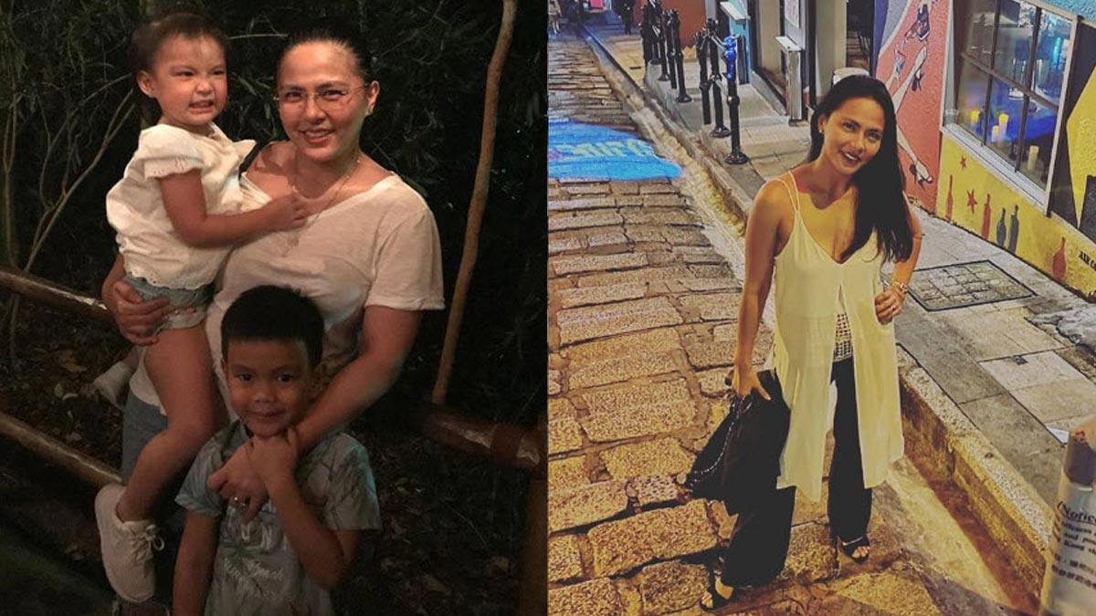 LJ Moreno back to 'pre-wedding' weight after a year of training