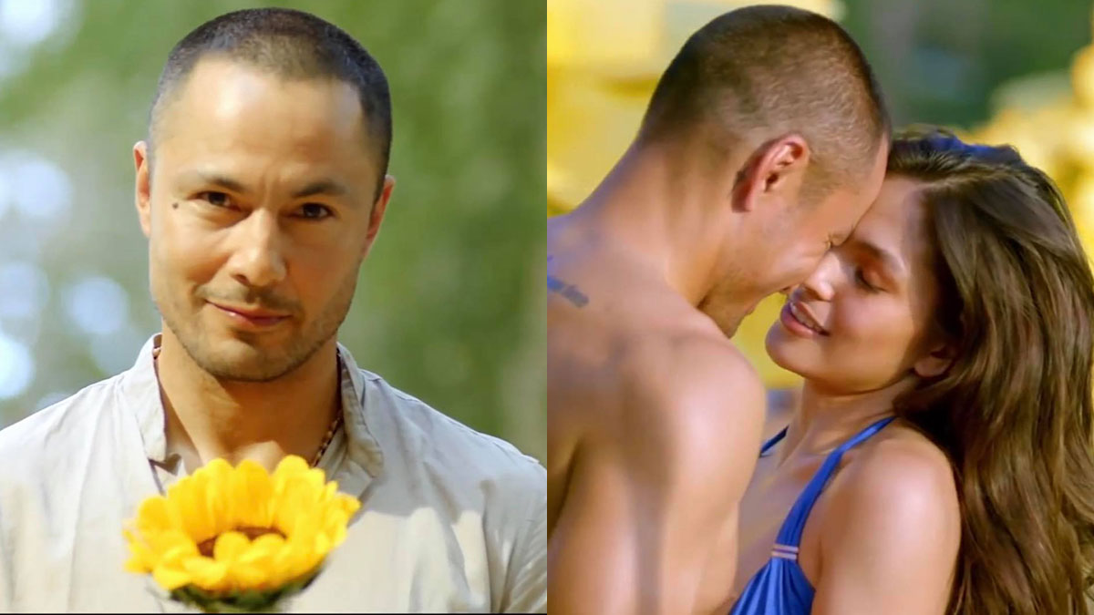 Derek Ramsay appears in first GMA-7 Station ID