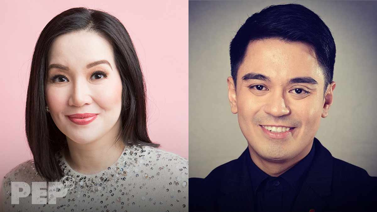 Kris Aquino withdraws qualified theft complaint vs Nicko Falcis in Mandaluyong