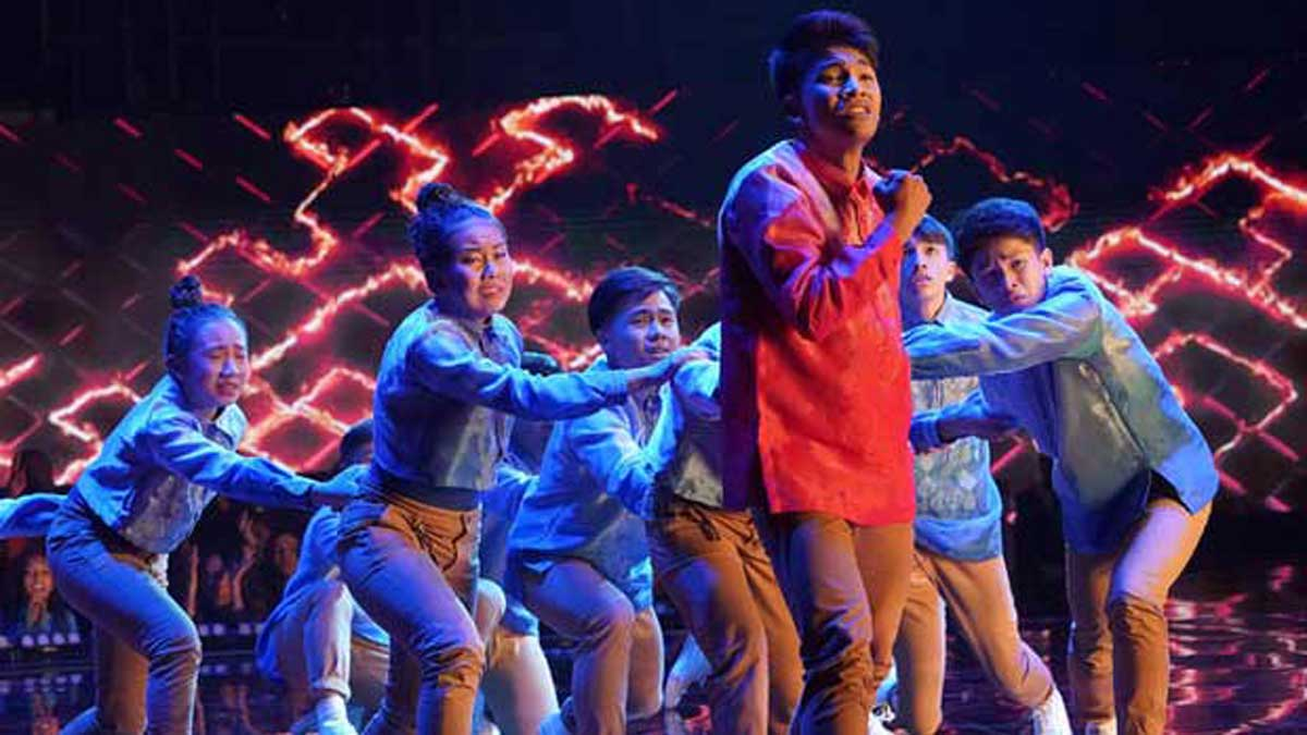 Ne-Yo gives perfect score to Pinoy dance crew VPeepz