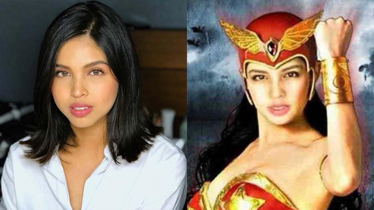 Is Maine Mendoza open to portray Darna?