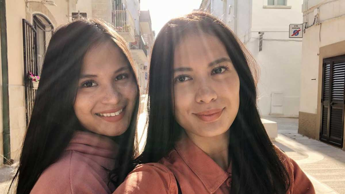 Gloria Diaz has a reminder to daughter Ava, who is eyeing an Italian wedding