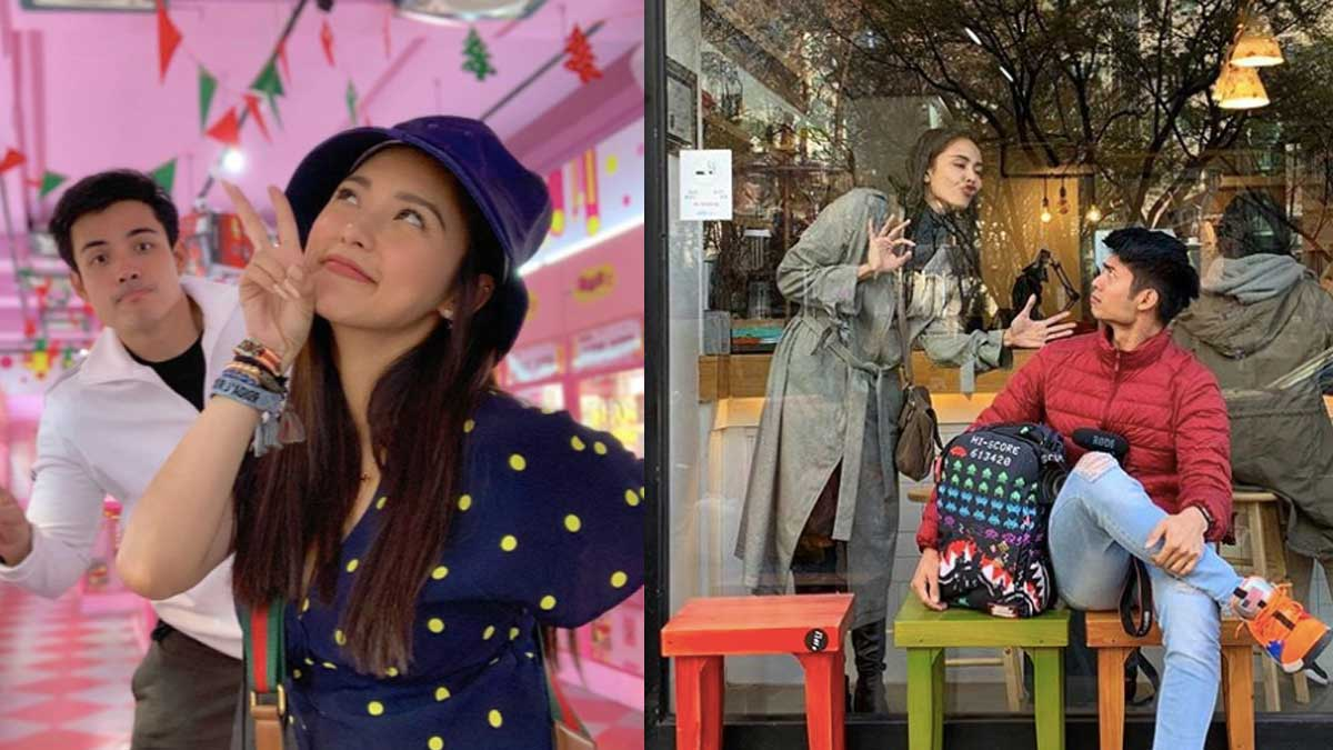 Celebrities spend Holy Week in these Asian countries