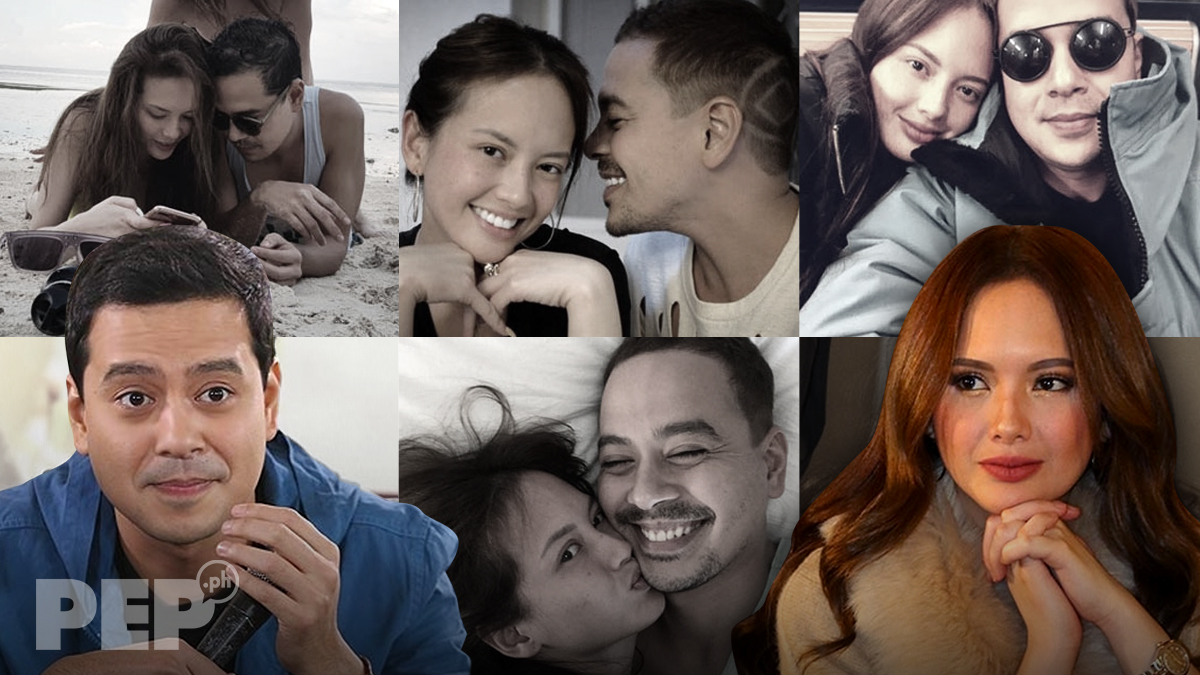 John Lloyd Cruz and Ellen Adarna love story: A timeline