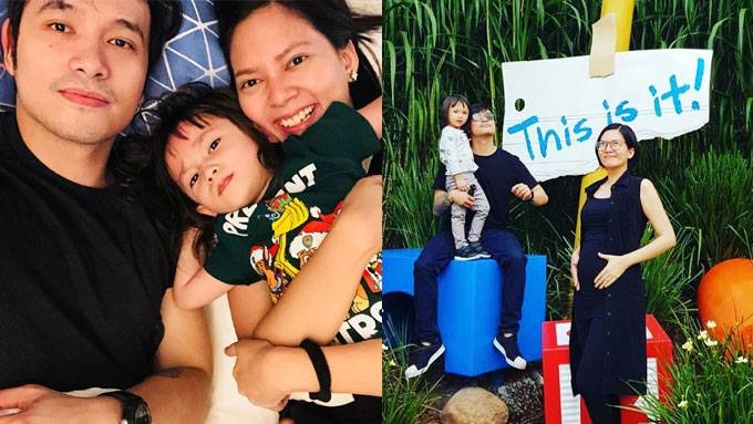 Chynna Ortaleza pregnant with second child