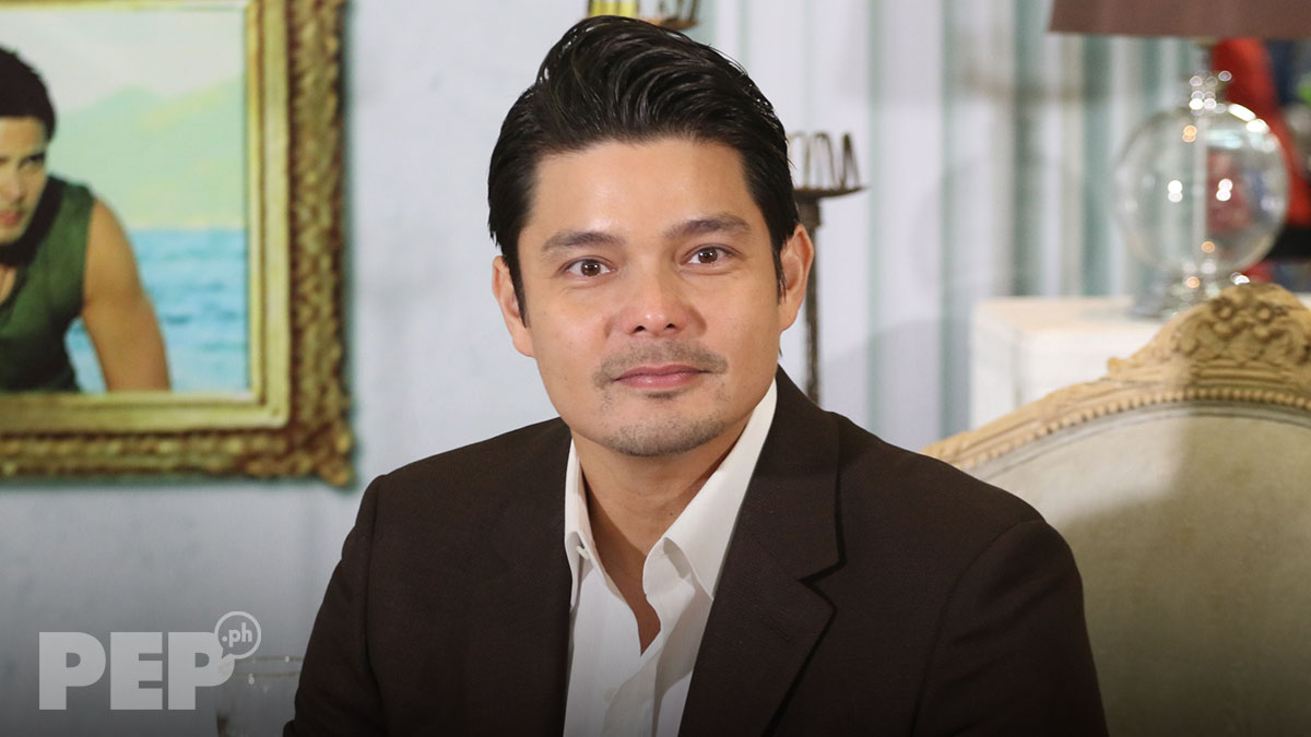 """Dingdong Dantes on renewing contract with GMA: """"A rebirth of my commitment, dedication..."""""""