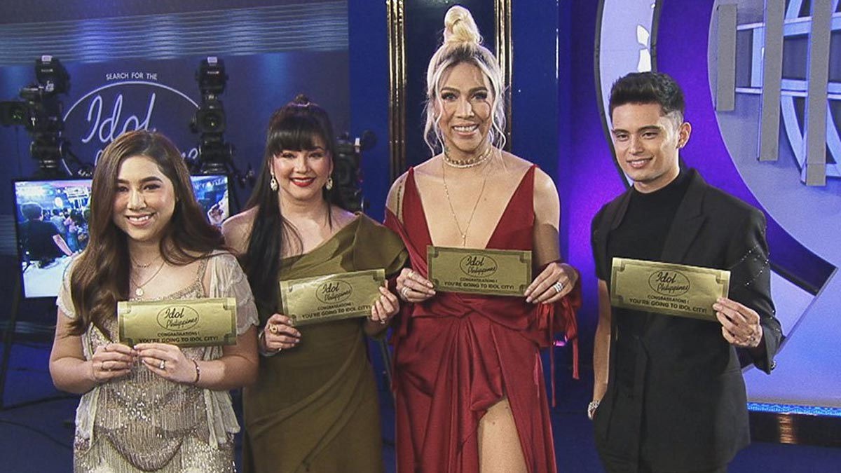 Regine Velasquez defends fellow Idol Philippines judges Moira dela Torre, James Reid