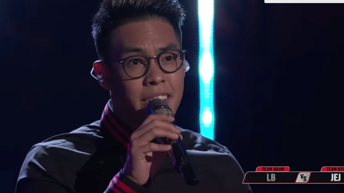 "Pinoy singer Jej Vinson praised for being part of ""best Cross Battle"" in The Voice US"