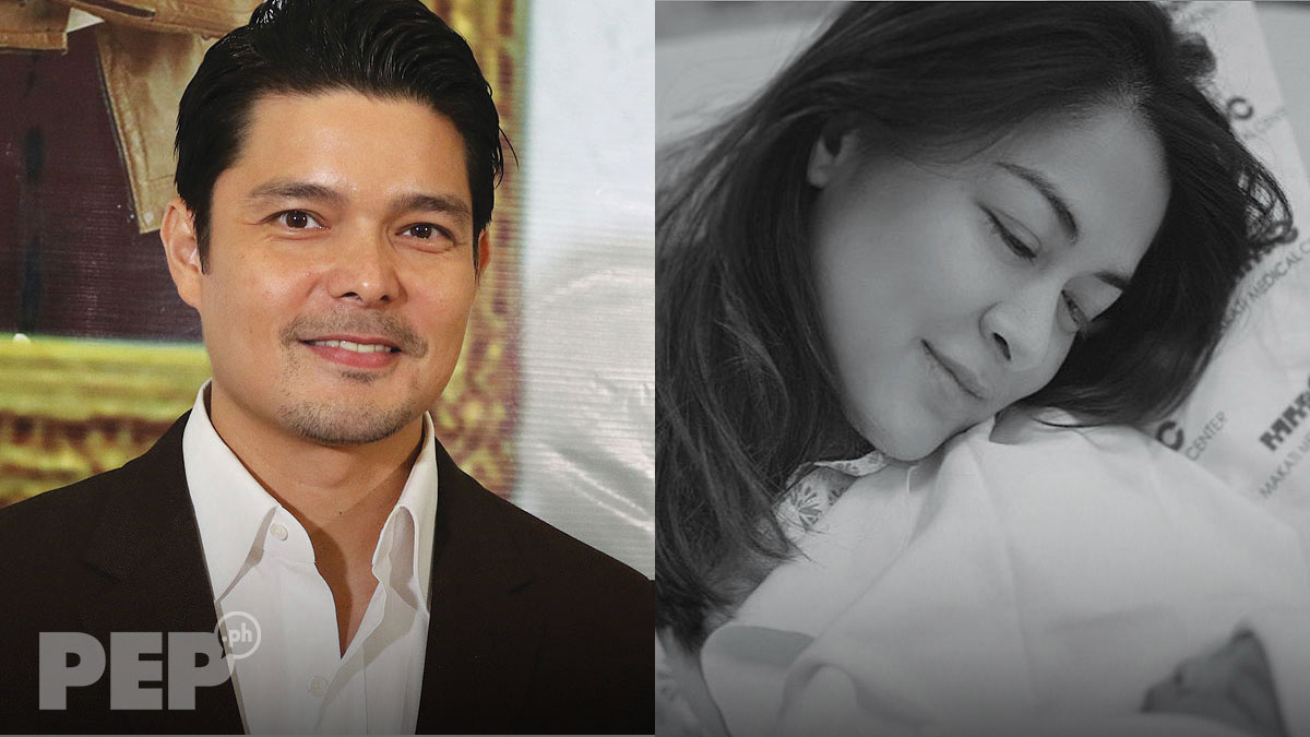 Dingdong Dantes assures Marian Rivera comeback after maternity leave