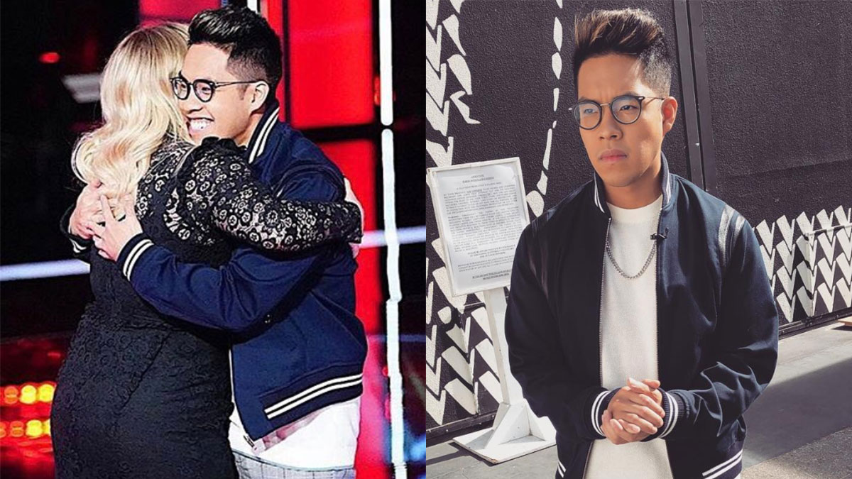 Filipino singer Jej Vinson enters Top 24 of The Voice US