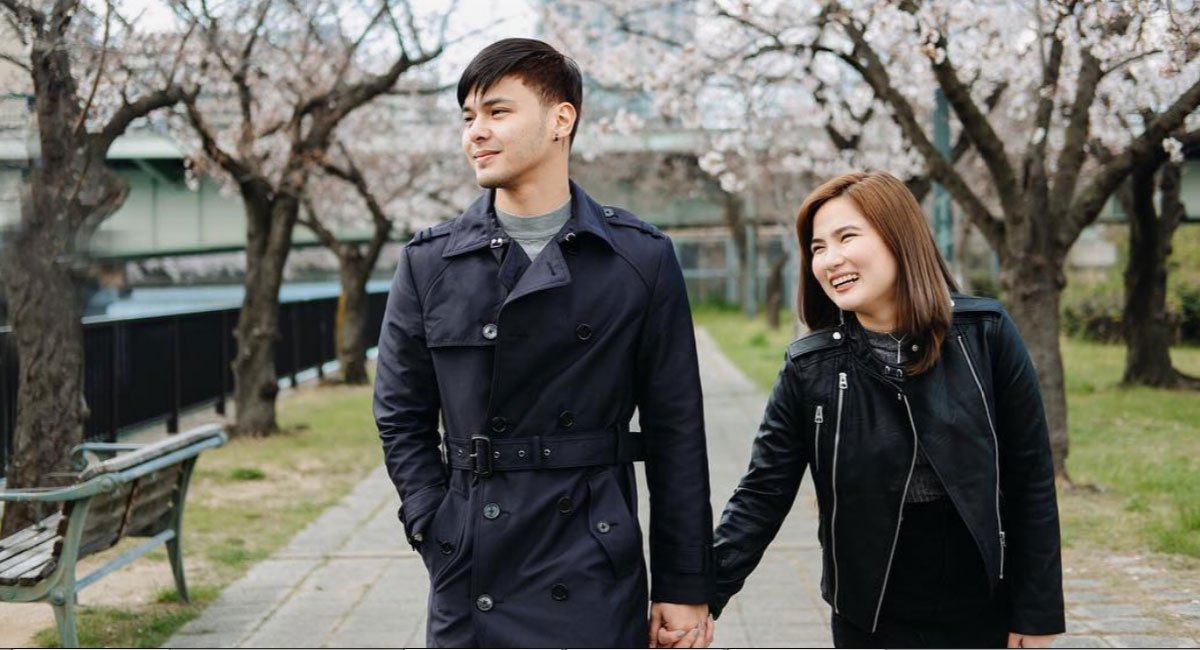 Kristoffer Martin and girlfriend AC Banzon's Japan photos are like postcards