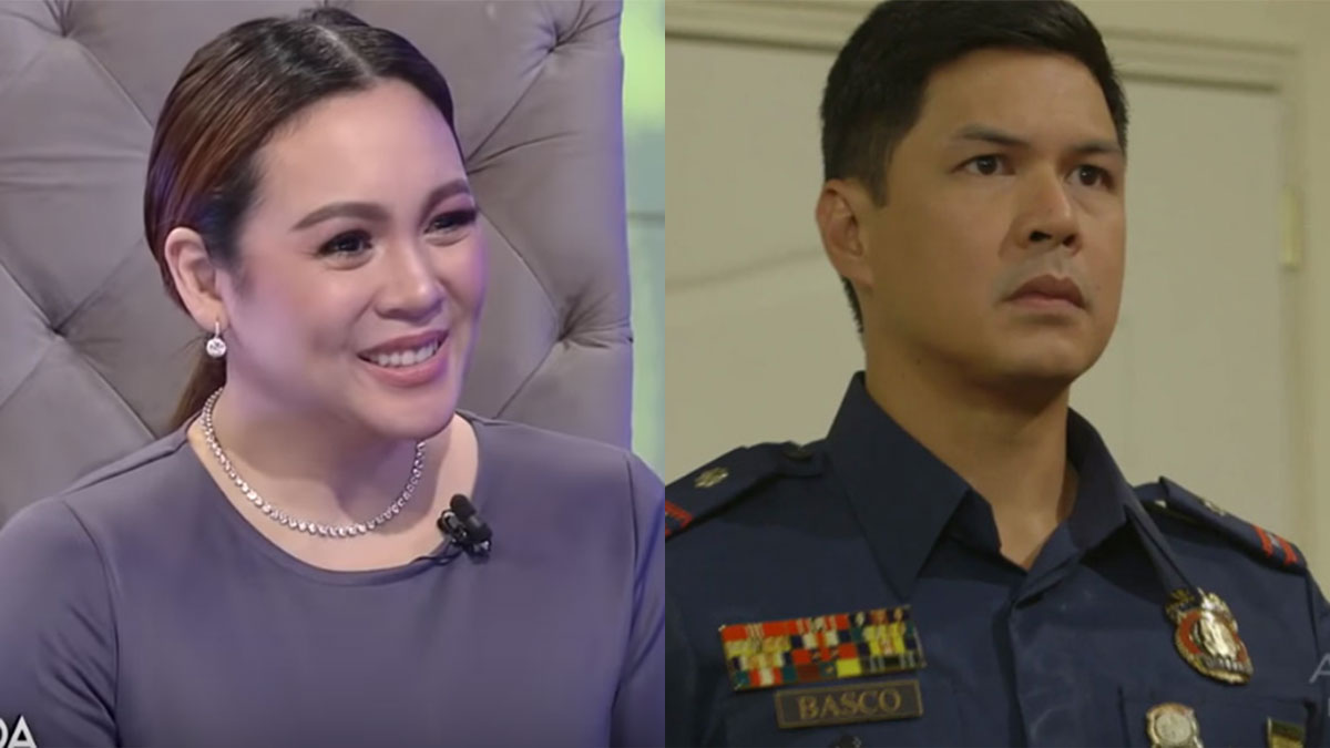 Is Claudine Barretto appearing in Ang Probinsyano with Raymart Santiago?