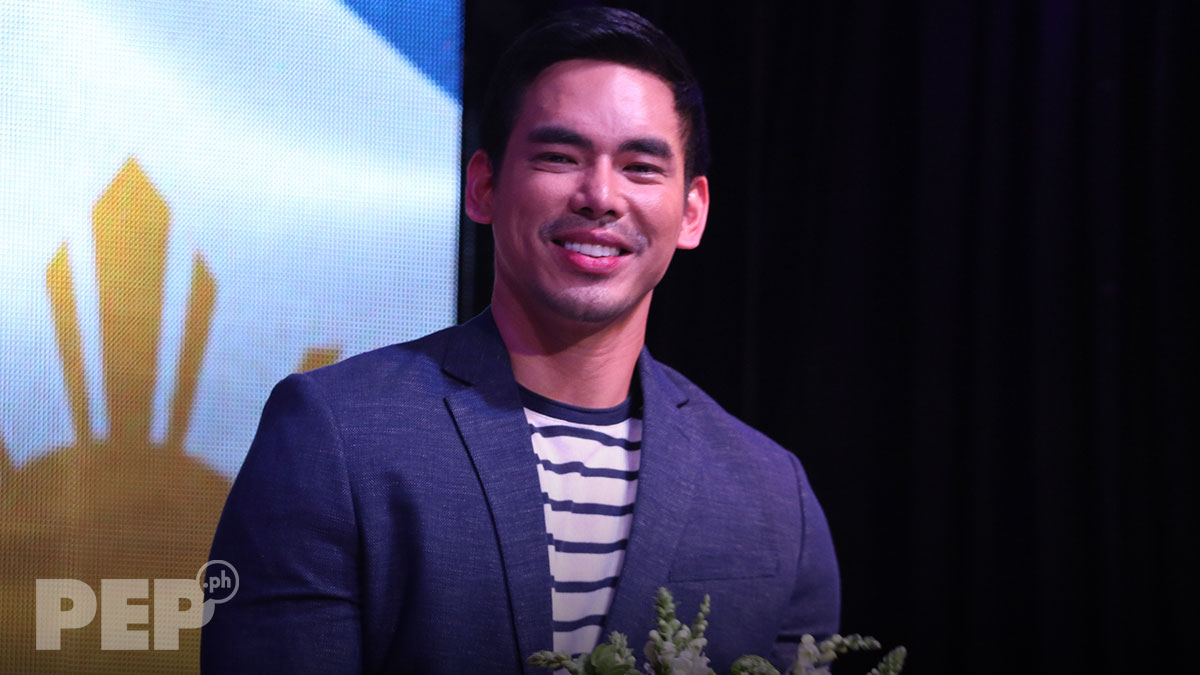Janjep Carlos vows to do a Catriona Gray to win Mr. Gay World title