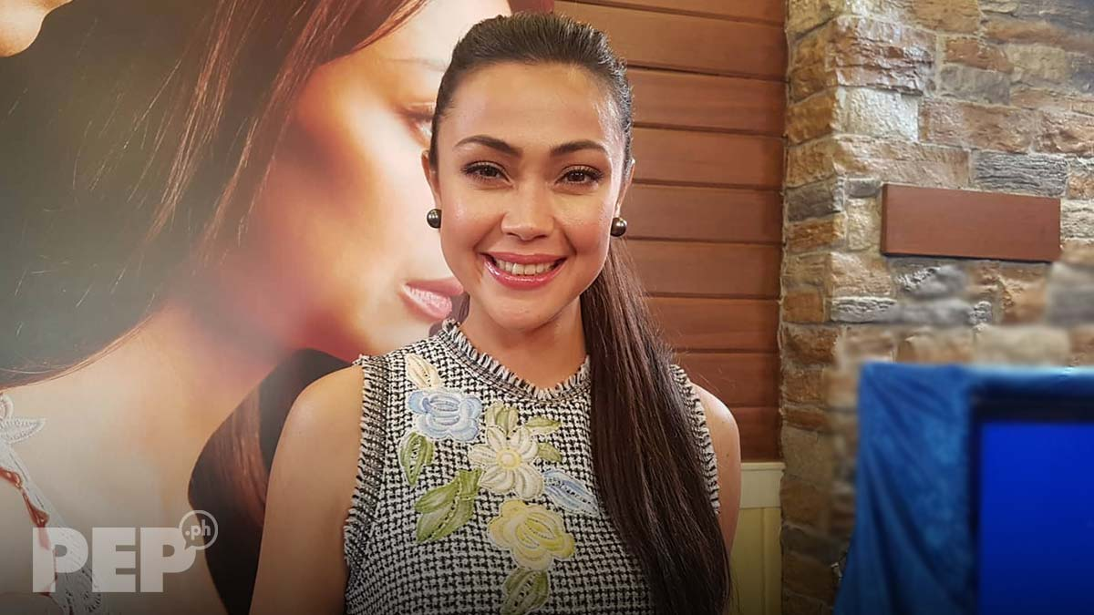 Jodi Sta. Maria gives polite reply when asked about reported engagement of Jolo Revilla
