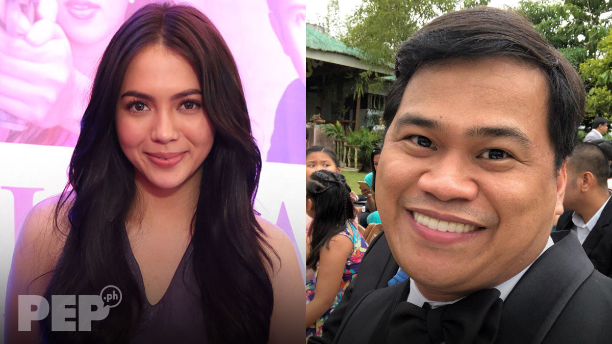 """Ogie Diaz posts status about """"pagiging ina"""" of Julia Montes"""