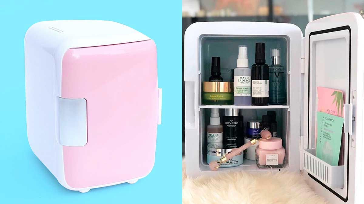 What is a beauty fridge and where to buy it in the Philippines