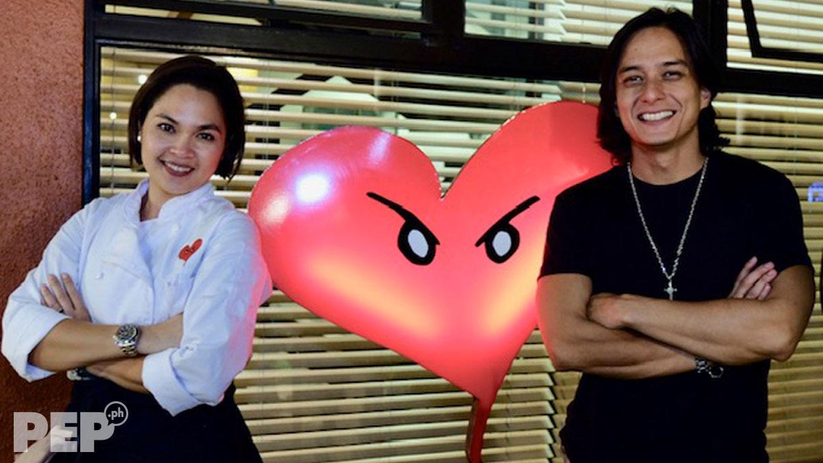 Ryan Agoncillo and Judy Ann Santos's Angrydobo now a restaurant