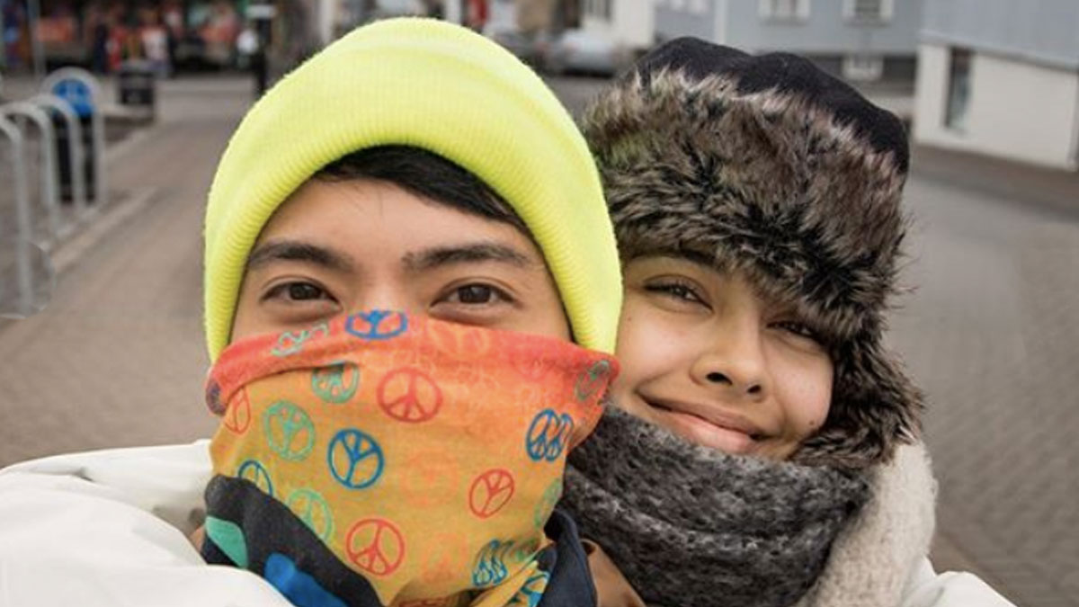 Megan Young, Mikael Daez show snippets of trip to Iceland