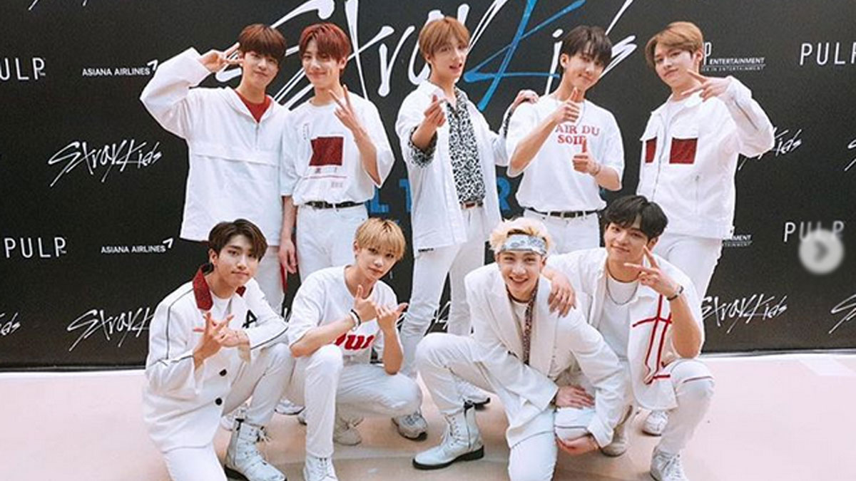 Stray Kids delivers a message of hope to earthquake victims
