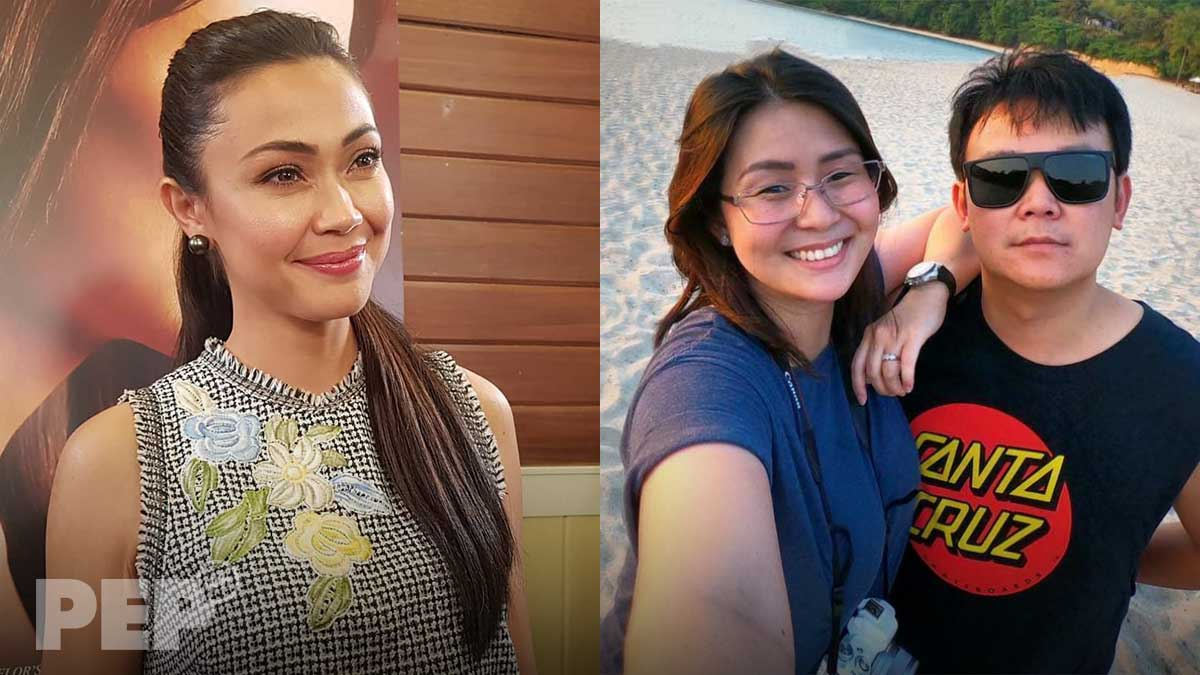 Jodi Sta. Maria explains being on good terms with ex-husband Pampi Lacson