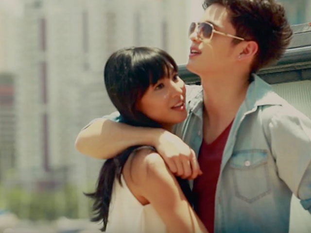 jadine in alam nya ba music video