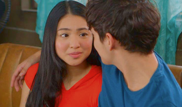 jadine as clark and leah on OTWOL