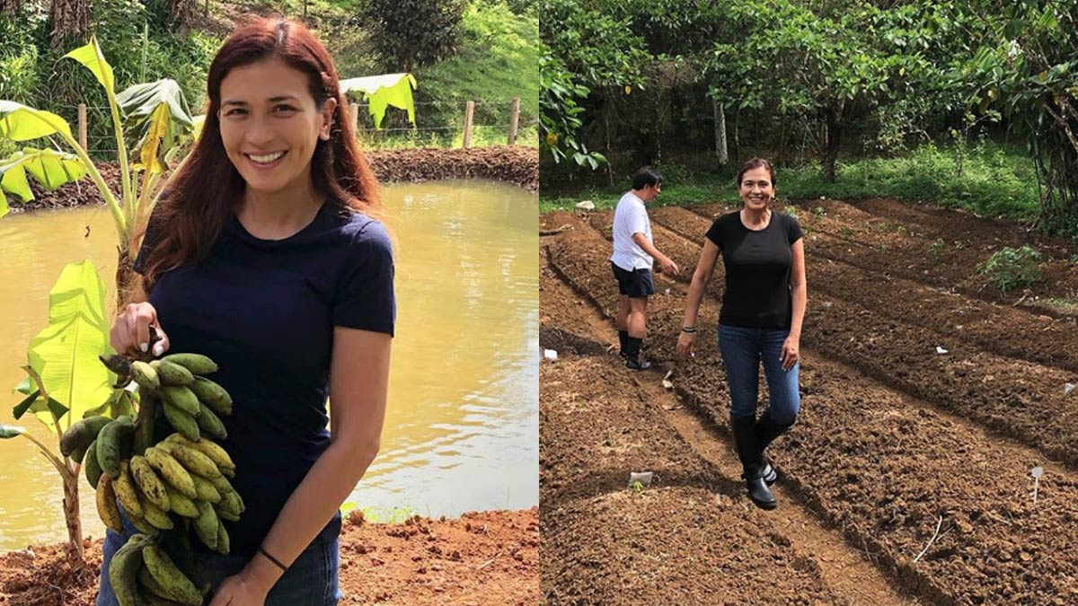 Zsa Zsa Padilla sets Lucban farm as her place for retreat