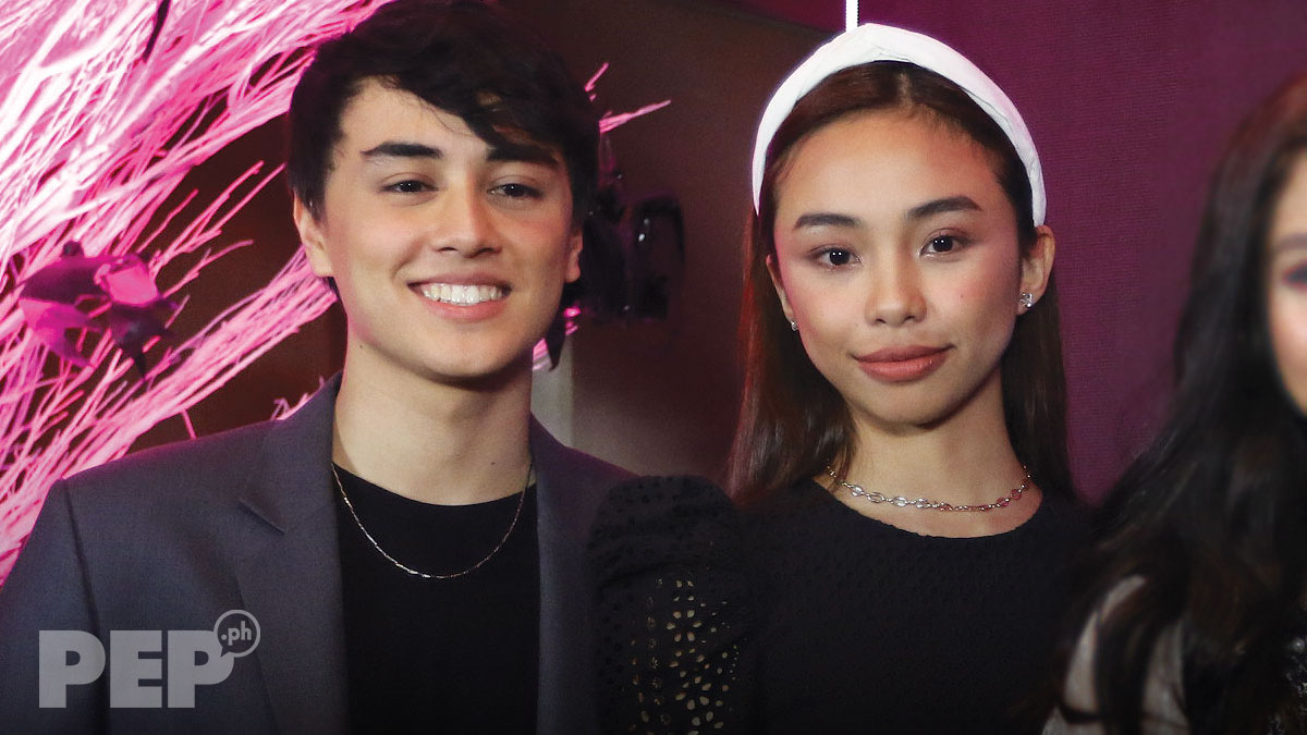 Maymay Entrata, Edward Barber agree to do separate projects