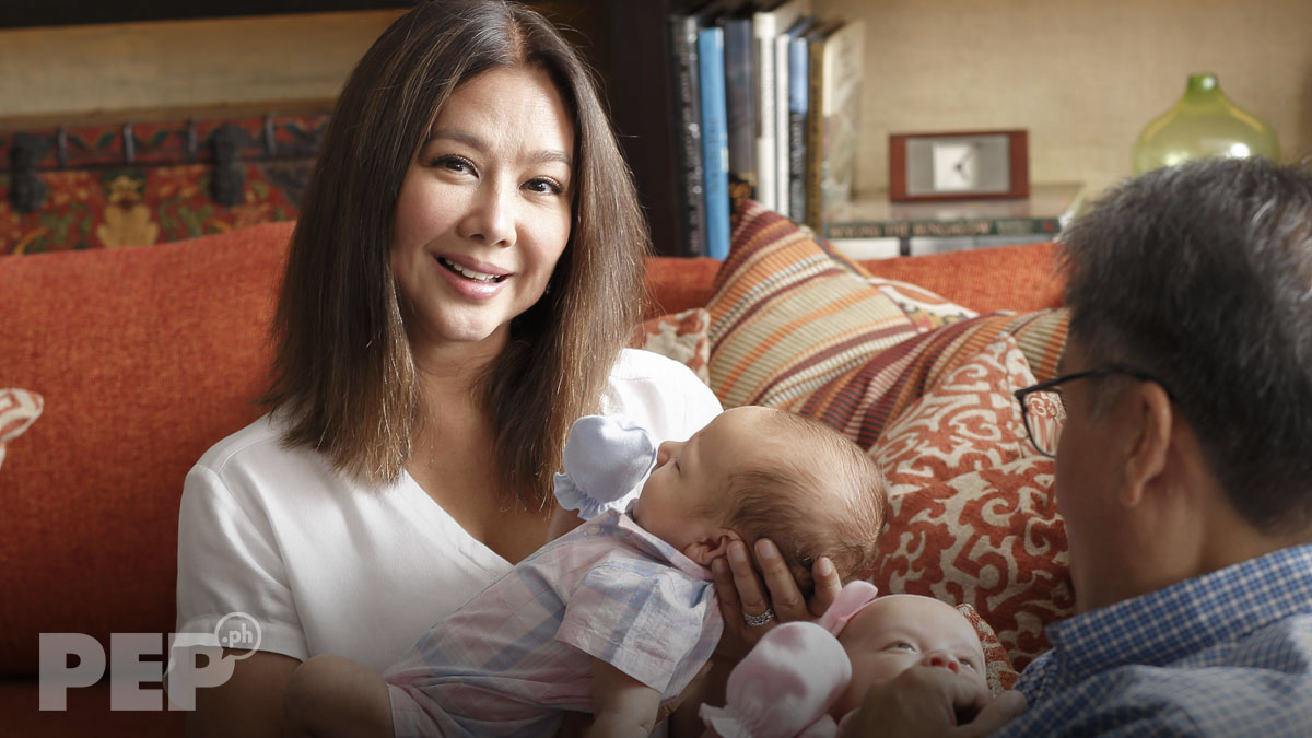 Korina Sanchez reveals how she gets breast milk for Pepe and Pilar