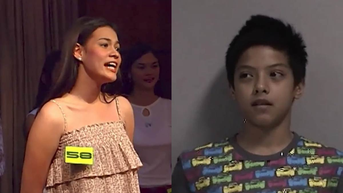 Daniel Padilla reacts to his old Star Magic audition video