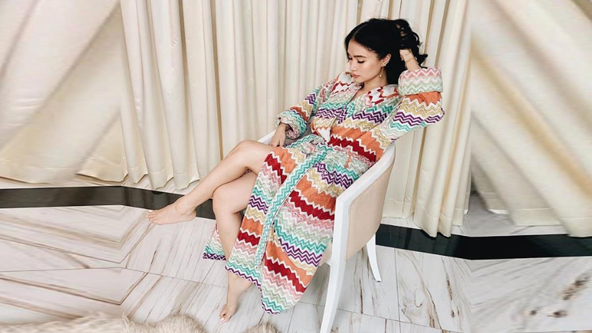 Heart Evangelista stands by this rule when choosing beauty products