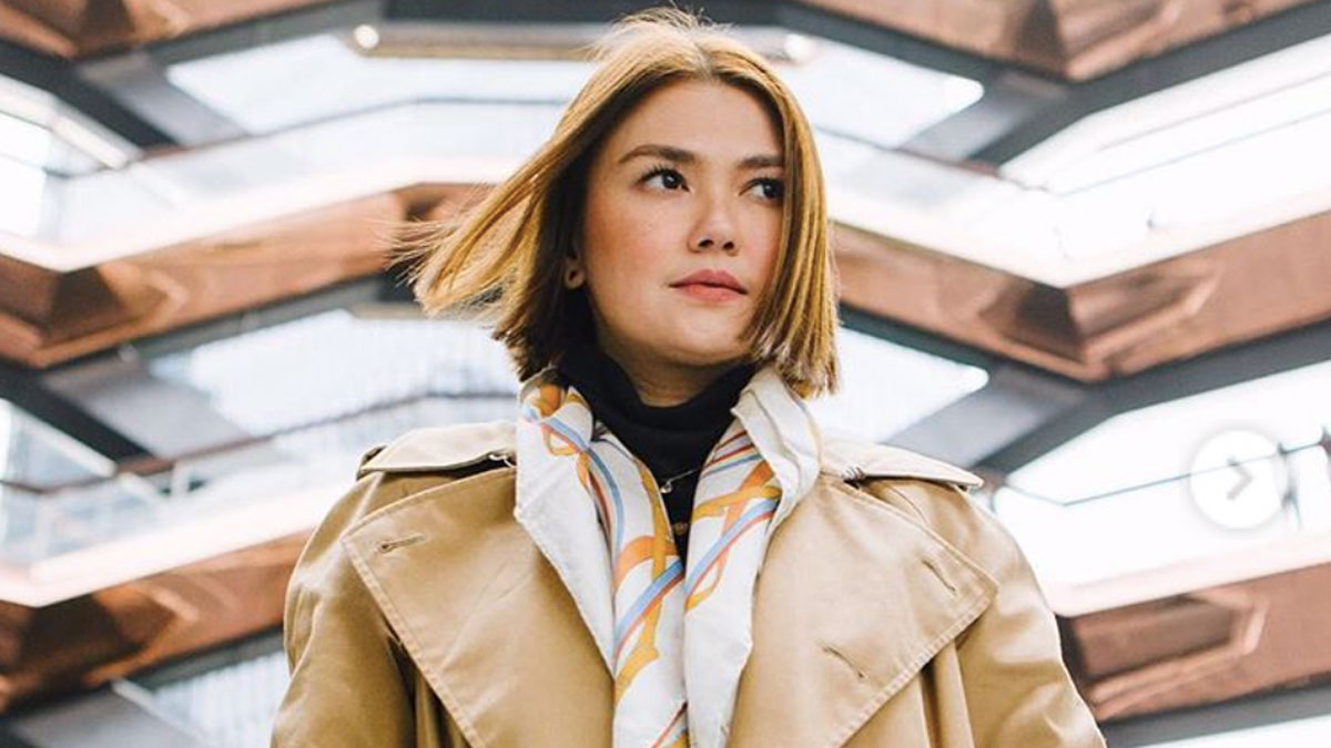 How to recharge, according to Angelica Panganiban