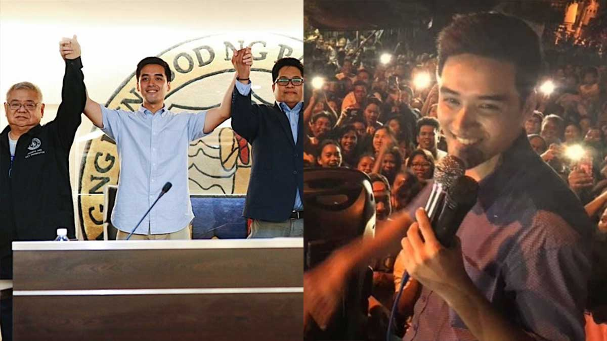 Vico Sotto triumphs despite threats, hassles during 2019 elections