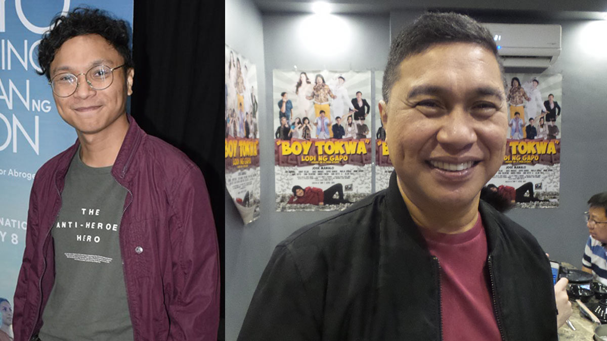 Nicco Manalo reveals showbiz lessons learned from dad Jose Manalo