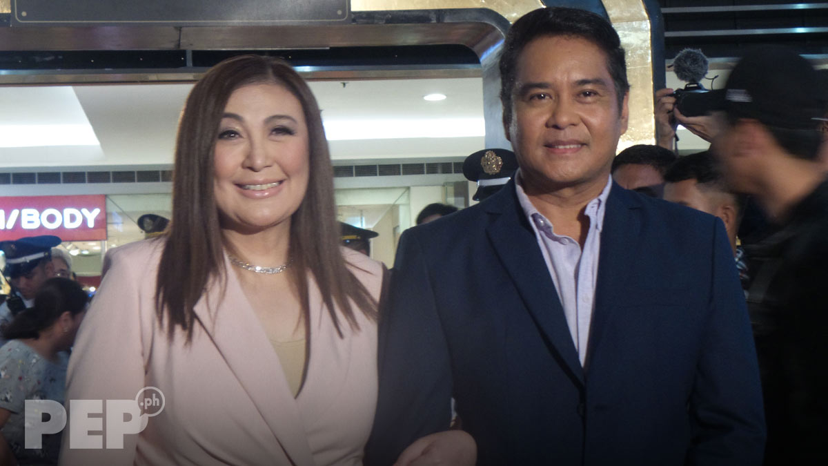 Sharon Cuneta thanks daughter Frankie for gracing Kuwaresma premiere night