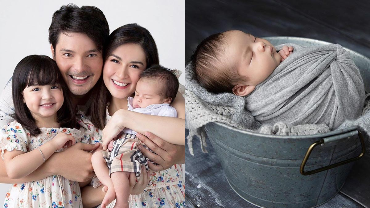 Marian Rivera, Dingdong Dantes celebrate first month of ...