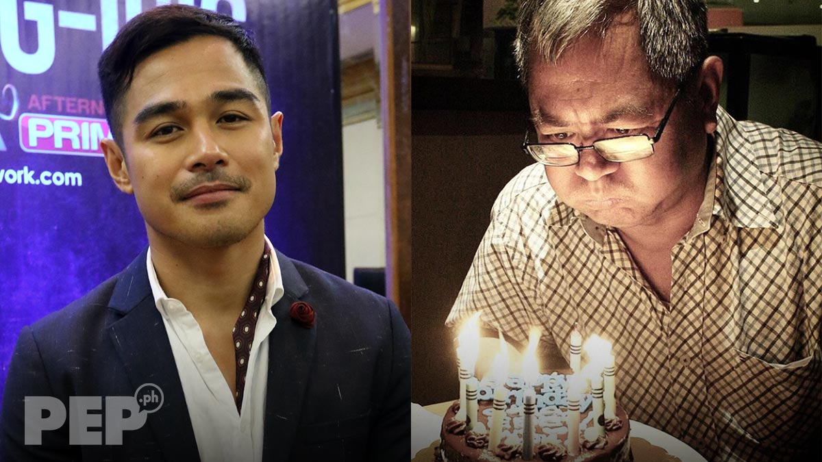 Benjamin Alves opens up about losing a father; how words left unsaid almost broke him