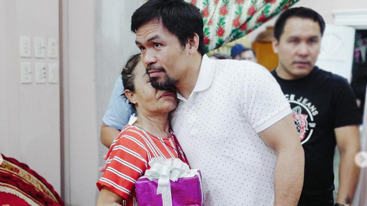 Dionisia Pacquiao celebrates 70th birthday with simple dinner