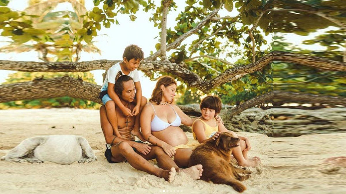 "Andi Eigenmann proud of her ""extraordinary"" family"