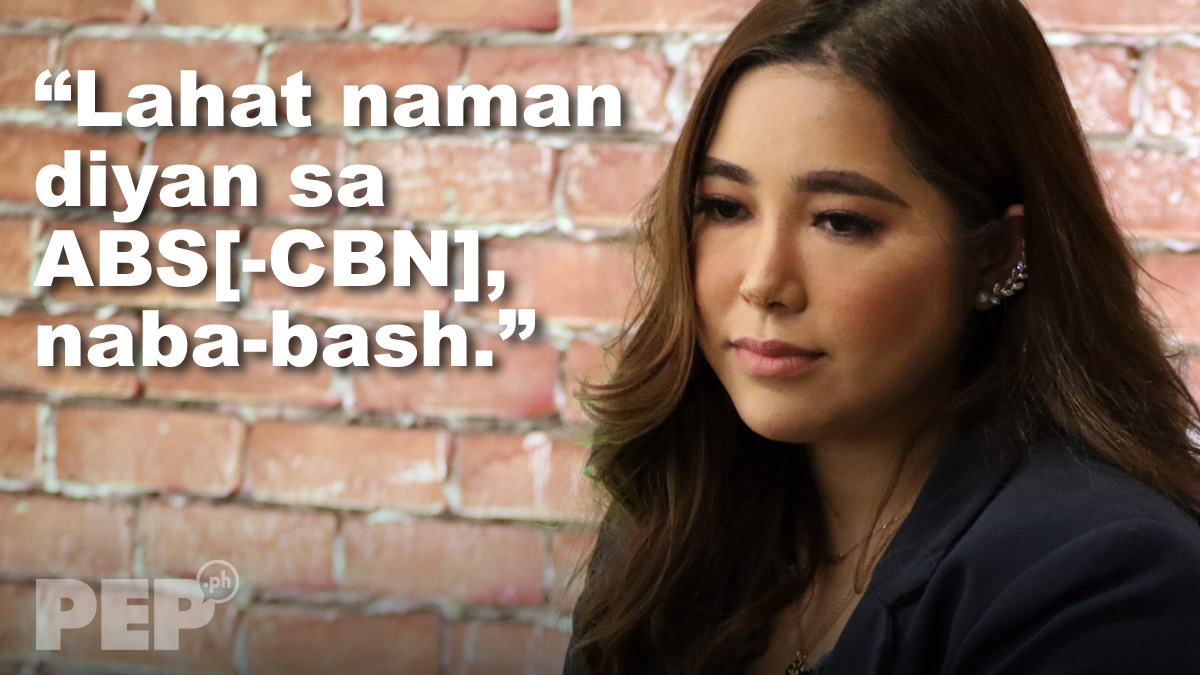 Moira dela Torre not OK with bashers