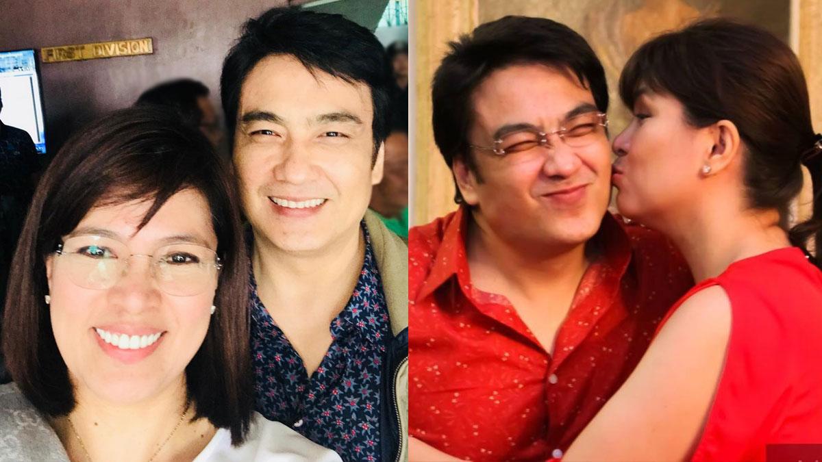 Lani Mercado defends husband Bong Revilla from 'magnanakaw' accusation