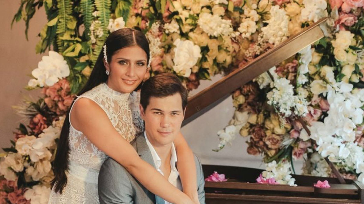 Phil Younghusband, Margaret Hall have stunning engagement photos