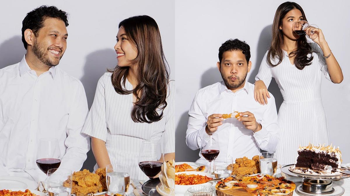 Quark Henares, fiancee Bianca Yuzon opt for quirky-themed prenup shoot