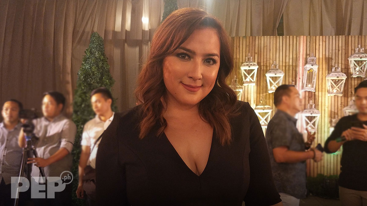 Ara Mina accepts dad's defeat in QC mayoral race; reveals why she did not run for councilor