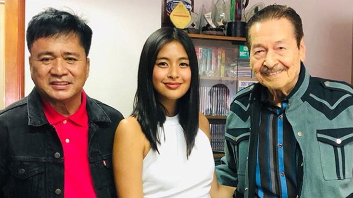 Eddie Garcia returns to GMA-7 after Ang Probinsyano stint