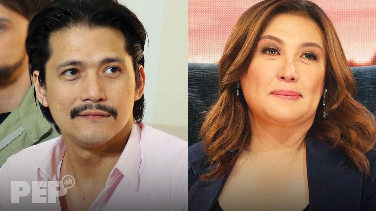 """Robin Padilla to Sharon Cuneta: """"Patawarin mo na ako."""""""