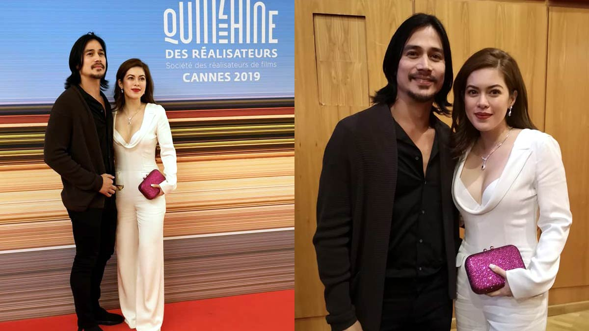 Piolo Pascual, Shaina Magdayao spotted together at Cannes 2019