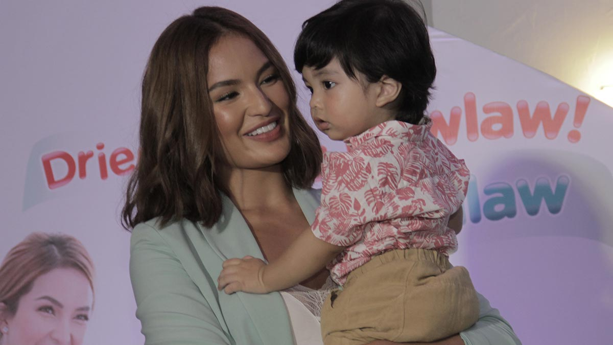 Sarah Lahbati says playtime boosts brain power of toddlers